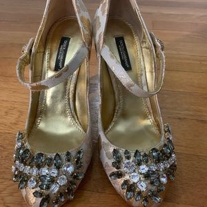 Dolce and Gabanna Shoes